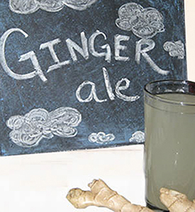 House Made Ginger Ale